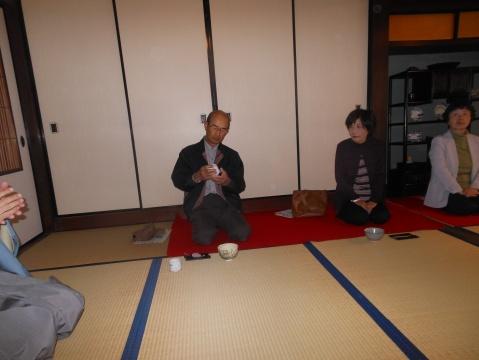 中川一志郎作の香炉を拝見しました